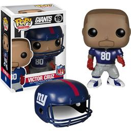 NFL - American Football: Victor Cruz POP! Vinyl Figur (#19)
