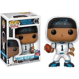 NFL - American Football: Cam Newton POP! Vinyl Figur (#46)