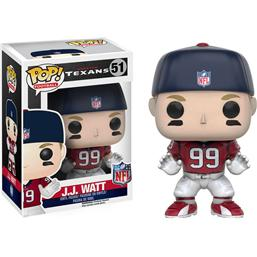 J.J. Watt POP! Vinyl Figur (#51)