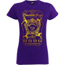 Harry Potter: Chocolate Frogs T-shirt (dame model)