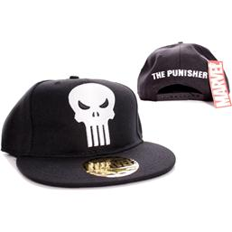 Marvel: Punisher Sort Logo Cap