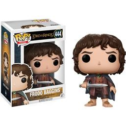Lord Of The Rings: Frodo Baggins POP! Vinyl Figur (#444)
