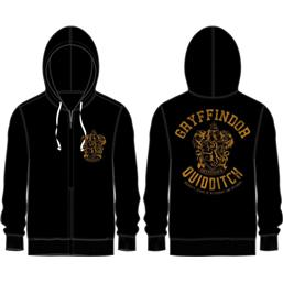Gryffindor Quidditch Hooded Sweater