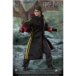 Movie Action Figur Harry Potter Quidditch (Flash version)