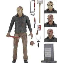 Jason Voorhees Action Figur Part 4