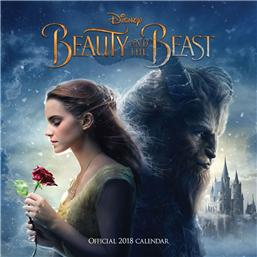Beauty and the Beast 2018 Kalendar