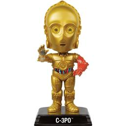 C-3PO Wacky Wobbler Bobble Head