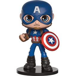 Captain America Wacky Wobbler Bobble Head