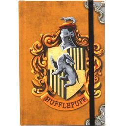 Harry Potter: Hufflepuff A6 Notesbog