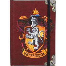 Harry Potter: Gryffindor A6 Notesbog