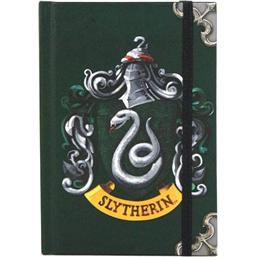 Slytherin Emblem Notesbog