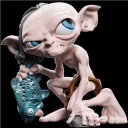 Lord Of The Rings: Gollum Mini Epics Vinyl Figur