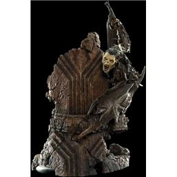 Lord Of The Rings: Moria Orc Statue 17 cm