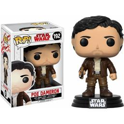 Star Wars: Poe Dameron POP! Bobble-Head (#192)