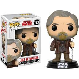 Luke Skywalker POP! Bobble-Head (#193)