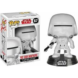 First Order Snowtrooper POP! Bobble-Head (#67)