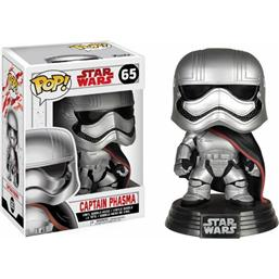 Captain Phasma POP! Bobble-Head (#65)