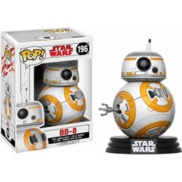 BB-8 POP! Bobble-Head (#196)