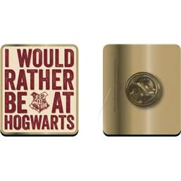 Hogwarts Slogan Pin