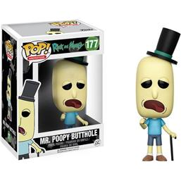 Mr. Poopy Butthole POP! Vinyl Figur (#177)