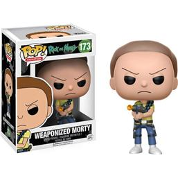 Weaponized Morty POP! Vinyl Figur (#173)