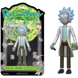 Rick and Morty: Rick Action Figur