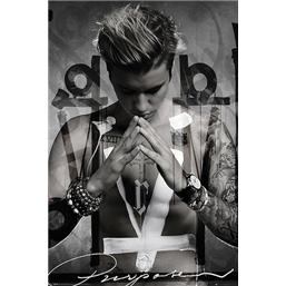Justin Bieber: Purpose Tour Plakat