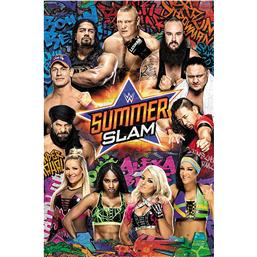 WWE: WWE Summer Slam Plakat