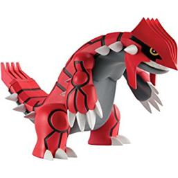Groudon Action Figur