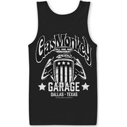 Gas Monkey Garage: Gas Monkey Garage Tank Top - American Engine