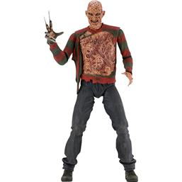 A Nightmare On Elm Street: Freddy Krueger 1/4 Action Figur fra Part 3