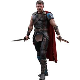 Thor: Thor Gladiator Deluxe Movie Masterpiece Action Figur 1/6