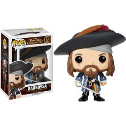 Pirates Of The Caribbean: Barbossa POP! Vinyl Figur (#173)