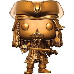 Pirates Of The Caribbean: Jack Sparrow Gold POP! Vinyl Figur (#273)