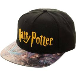 Harry Potter: Harry Potter Logo Cap