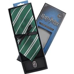 Slytherin Slips med Pin