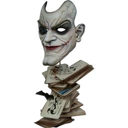 Batman: The Joker Face of Insanity 1/1 Buste