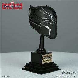 Captain America: Black Panther Hjelm Replica 1/3