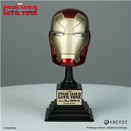 Captain America: Iron Man Mark XLVI Hjelm Replica 1/3
