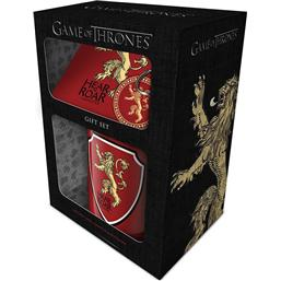 Game Of Thrones: Lannister Gavesæt