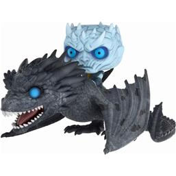 Game Of Thrones: Night King & Viserion POP! Vinyl Figur Sæt