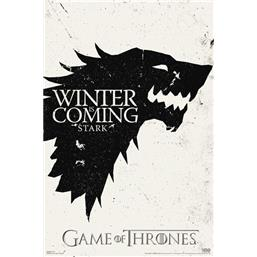 Winter Is Coming teaser plakat