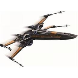 Star Wars: Poe's T-70 X-Wing Fighter Diecast