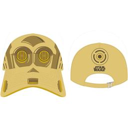Star Wars: C-3PO Cap