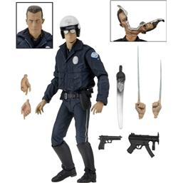 T-1000 (Motorcycle Cop) Ultimate Action Figur