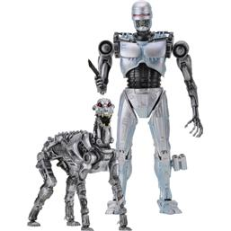 Robocop: EndoCop og Terminator Dog Ultimate Action Figur Sæt