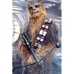 Star Wars: Chewbacca Plakat