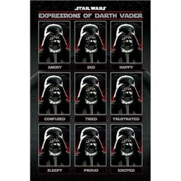 Star Wars: Expressions of Darth Vader
