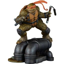 Teenage Mutant Ninja Turtles: Michelangelo Statue 30 cm