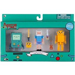 Adventure Time: Adventure Time Figur Sæt - Limited Edition